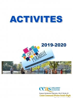 Ateliers 2019-2020