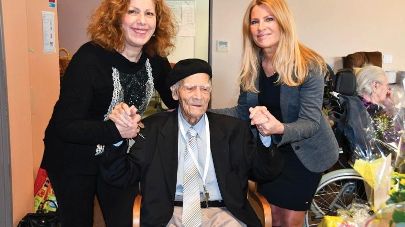 Manuel Cabrera, un centenaire de plus sur l'Archipel agathois