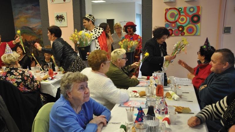 Une fête des grands-mères réussie  dans les foyers