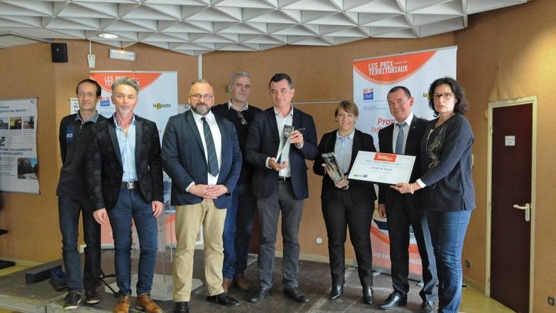 La Ville d'Agde et son CCAS récompensés  pour leur action intergénération