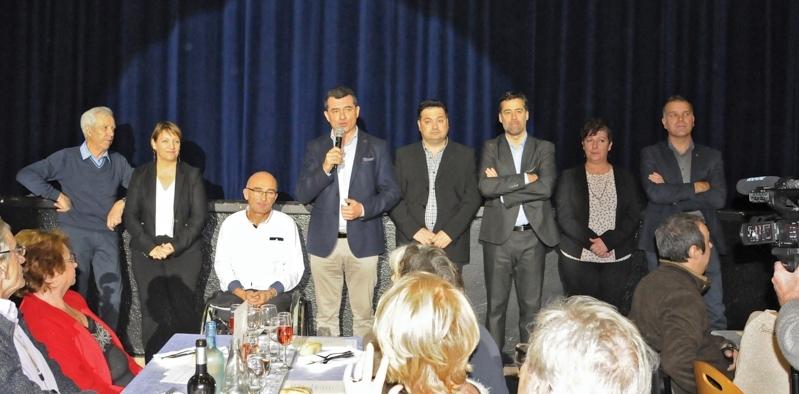 Repas de la Ville d'Agde : 5 jours placés  sous le signe la de convivialité