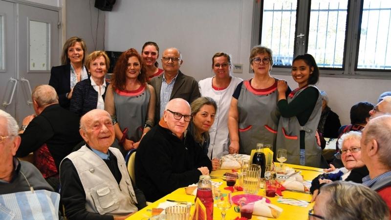 La fête des grands-mères célébrée dans les foyers de la Ville