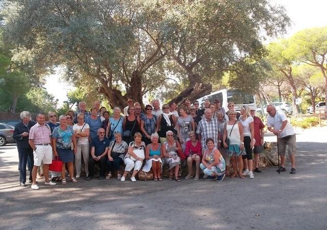 Séjour à Barcelone pour les retraités de la Carte Mirabelle