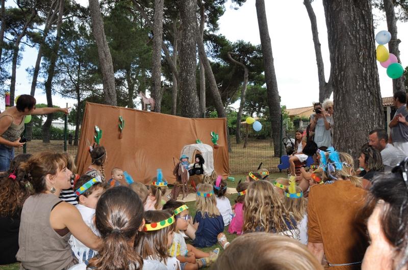 Entre kermesse et animations,  les crèches agathoises fêtent la fin d'année